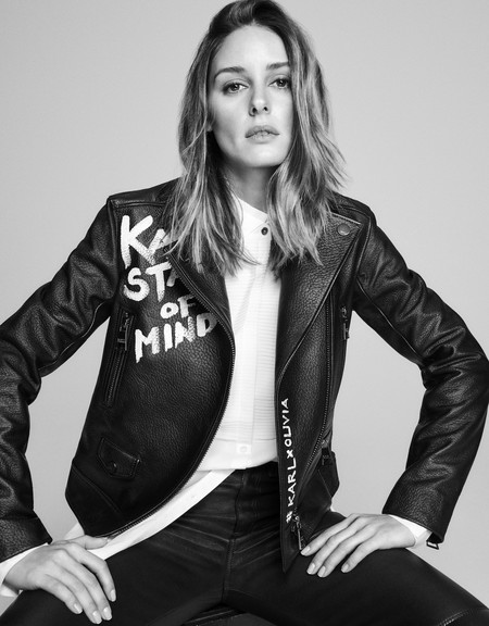 Karllagerfeldxoliviapalermo C Chr Is Coll 01 Leather Jacket 149