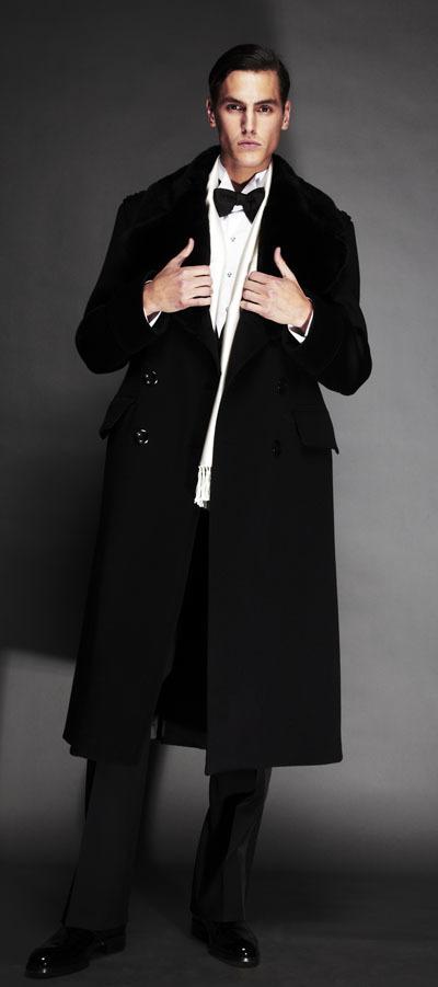Foto de Tom Ford, colección masculina para el Otoño-Invierno 2011/2012 (10/44)