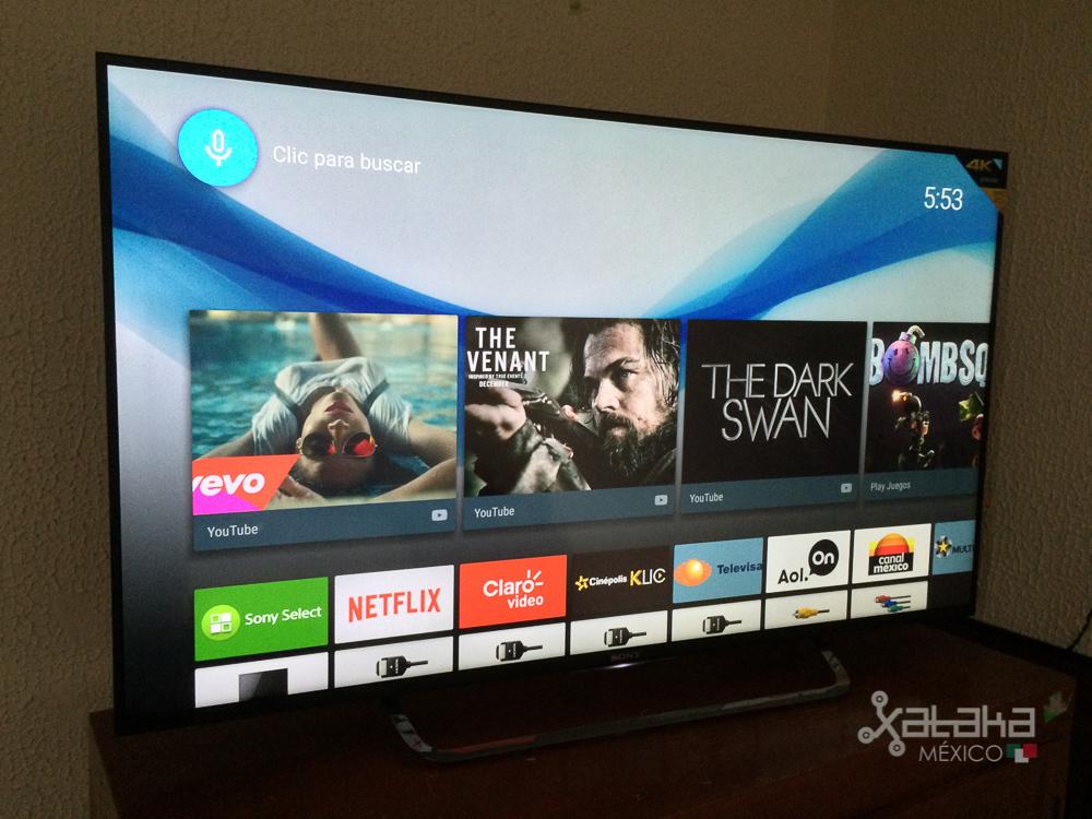 Foto de Interfaz Android TV (12/27)