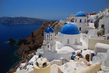 Grecia por Giuseppe Finocchiaro