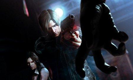 Escapar de una avalancha en 'Resident Evil 6' es posible con Jake. Y Leon contra zombis en el metro [Gamescom 2012]