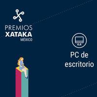 Mejor PC de escritorio, vota por tu preferido para lo Premios Xataka México 2018