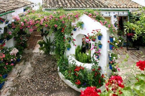 El Festival de los patios de Córdoba cumple 100 años