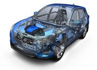 Mazda incorpora el SCBS a su modelo CX-5