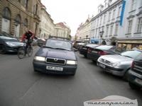 Tráfico pospone la implantación de las luces 24 horas por las protestas de los motoristas