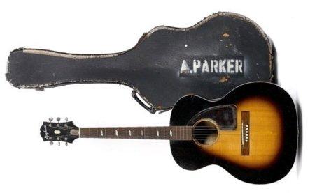La guitarra de Jimi Hendrix a subasta