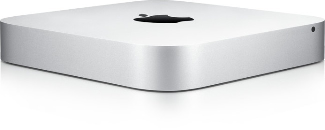 Alegraos, amantes del almacenamiento: el Mac mini con 2 TB de disco ha vuelto