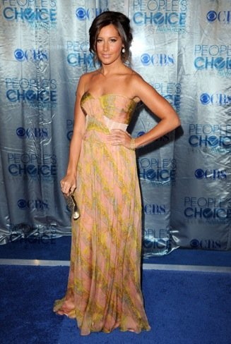 Peoples Choice Awards 2011: Ashley Tisdale