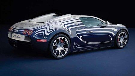 Desvelado el Bugatti Veyron Grand Sport L'Or Blanc