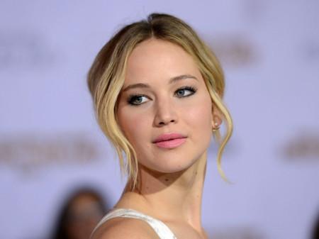 ¡Esta sí es la Jennifer Lawrence que nos gusta!