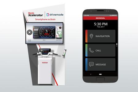 Honda App Ces