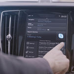 Volvo añadirá Skype en los XC90, S90 y V90 ¿Idea increíble o el trabajo ya está llegando muy lejos?