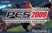 'PES 2009'. Análisis