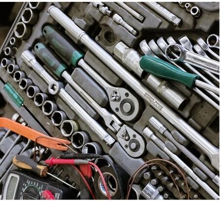 Ofertas de Amazon en la sección de bricolaje y herramientas con descuentos en taladros, cajas de herramientas y accesorios