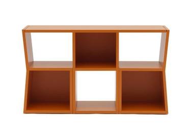 Trick, estantería, mesa y sillas todo en uno
