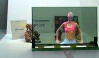 Samsung vuelve a sorprendernos con su pantalla AMOLED transparente, esta vez de 19 pulgadas