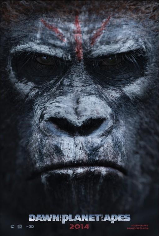 Foto de 'El amanecer del planeta de los simios', carteles (3/9)