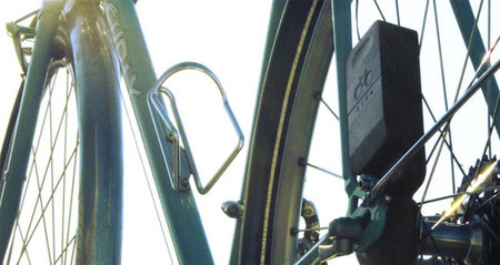 The Siva Cycle Atom carga tus gadgets mientras vas en bicicleta
