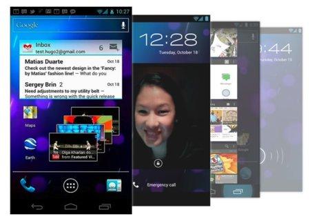 Android 4.0: con Ice Cream Sandwich empezaremos a querer a nuestros teléfonos