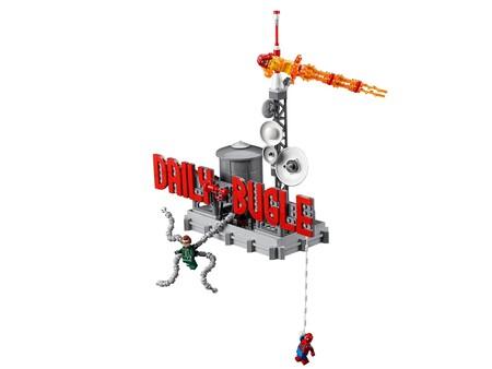Nuevo Set Lego Spider Man Edificio Daily Bugle Precio Disponibilidad Mexico