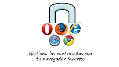 Especial Contraseñas Seguras: Almacena las contraseñas en el navegador