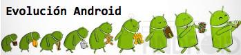 Evolución Android