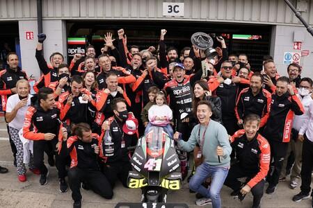 Aleix Espargaro Silverstone Motogp 2021