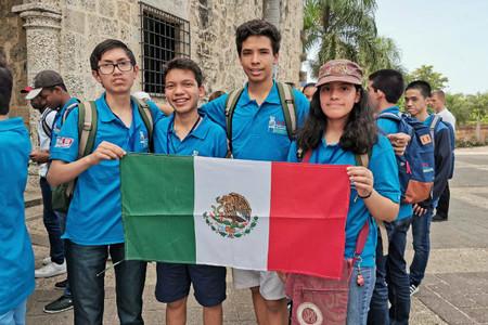 Oro y plata para México: el equipo de matemáticas arrasó en la Olimpiada de Centroamérica y el Caribe