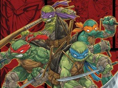 Aquí están las primeras imágenes de Teenage Mutant Ninja Turtles: Mutants in Manhattan