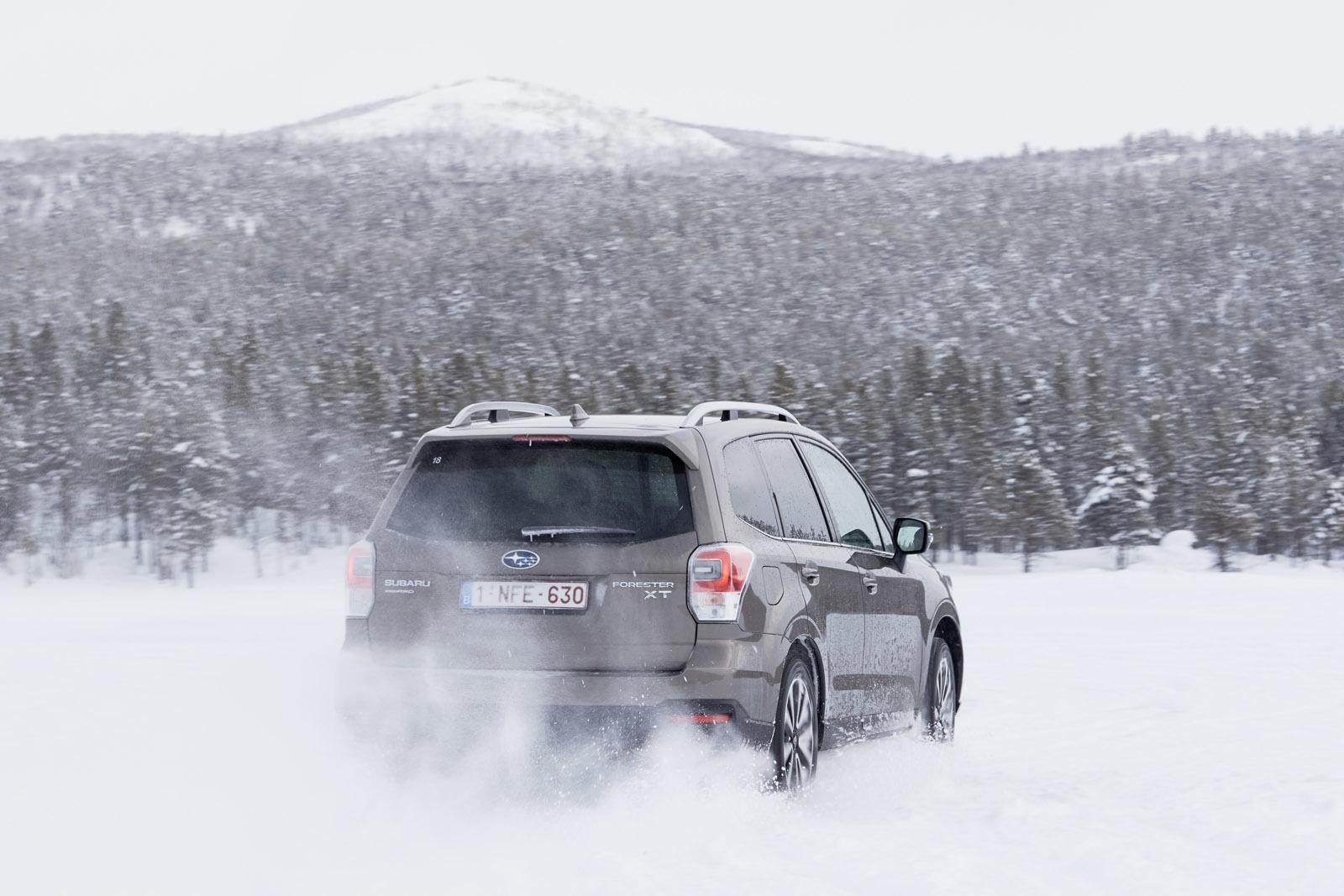 Foto de Subaru Snow Drive 2016 (27/137)