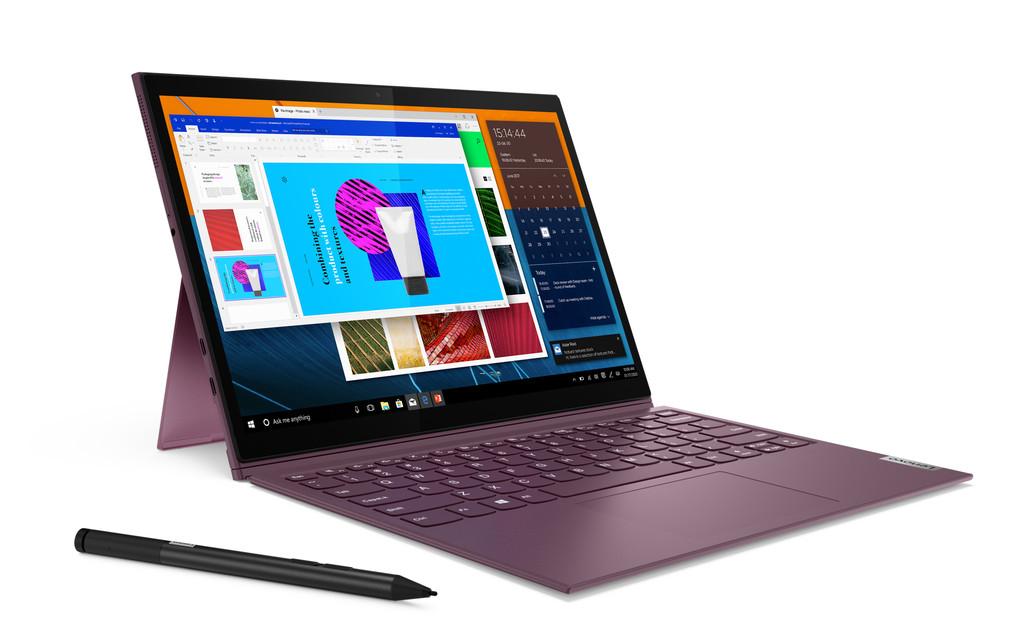 Lenovo Yoga Duet 7i: el primer Yoga desmontable llega con procesador Intel de 10ª generación
