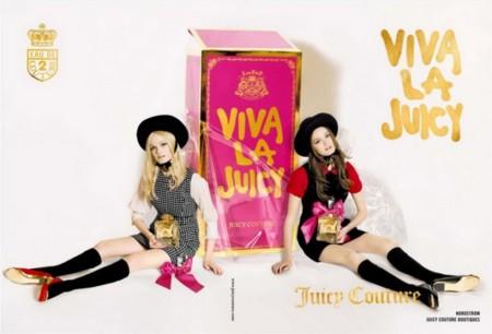 Viva la vida Juicy. Lookbook de Otoño de Juicy Couture
