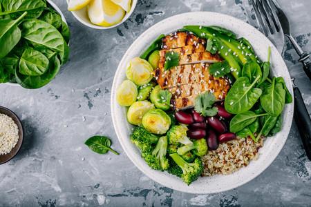 17 ensaladas de invierno para adelgazar sin pasar hambre