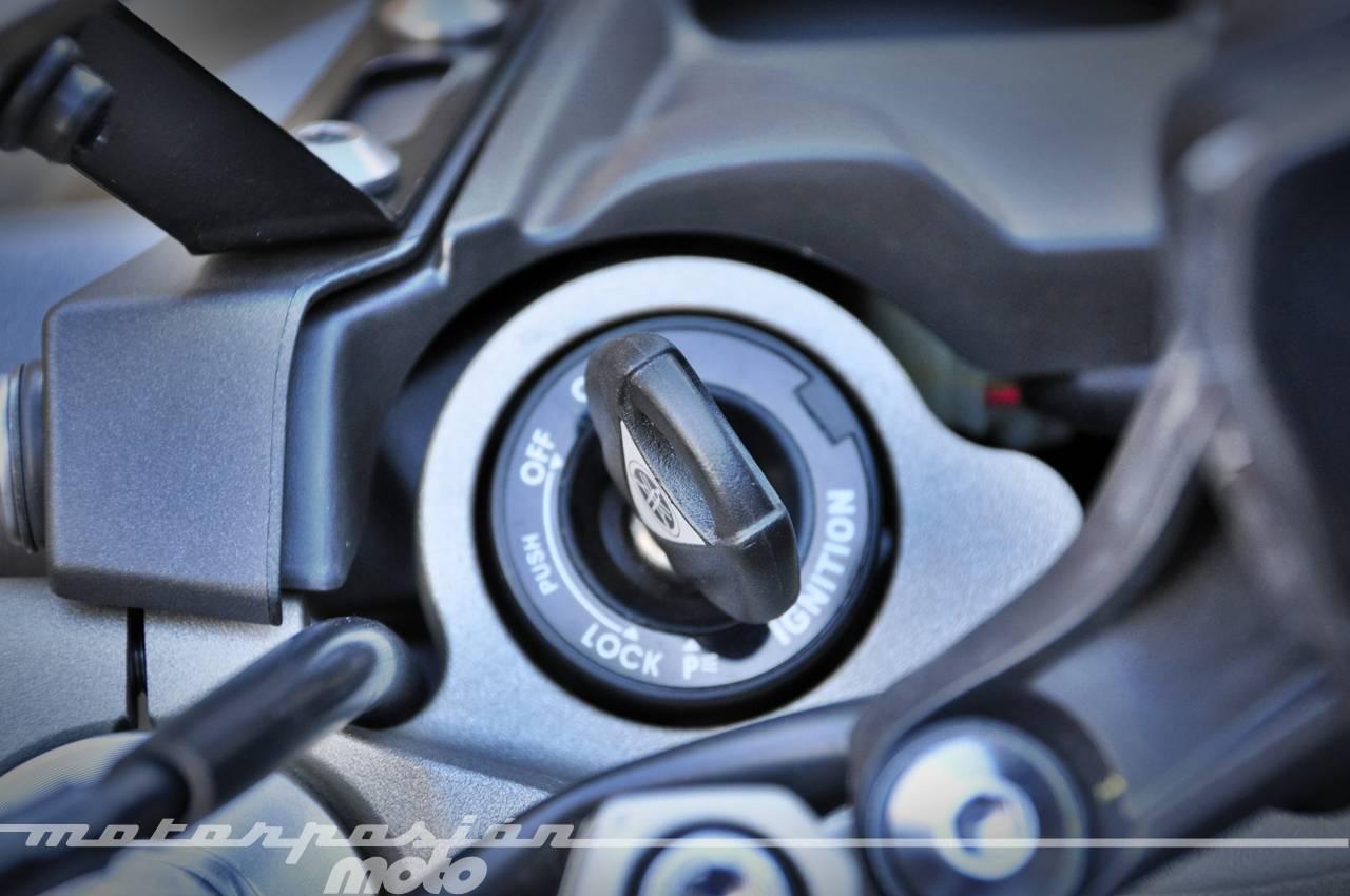 Foto de Yamaha MT-09, (valoración, galería y ficha técnica) (14/38)