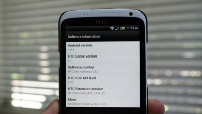HTC Sense 4.1, algunas novedades