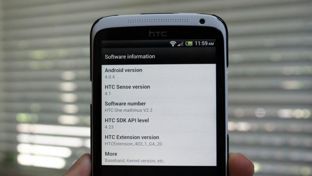 HTC Sense 4.1
