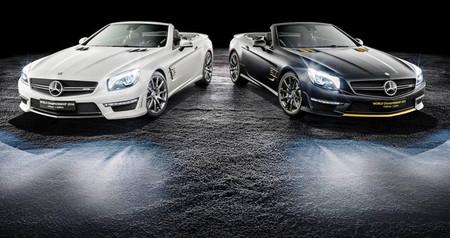 Mercedes-Benz SL 63 AMG World Championship 2014