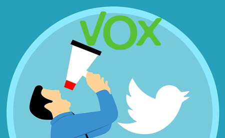"""Twitter ha suspendido (otra vez) la cuenta de Vox por """"conductas de incitación al odio"""""""