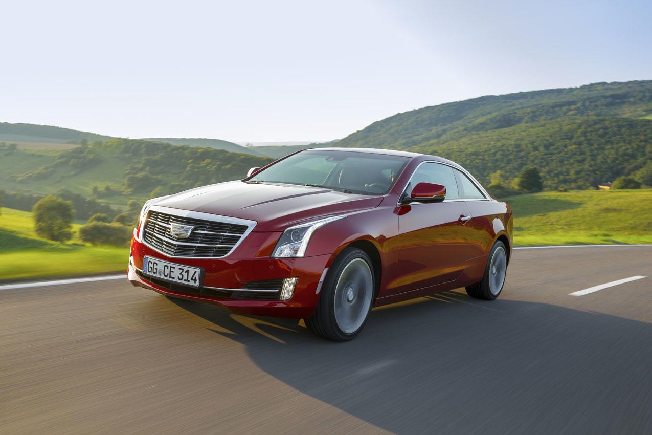 Foto de Cadillac ATS Coupé Europeo (6/33)