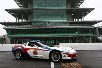 2006 Chevrolet Corvette Z06 Indy Pace Car