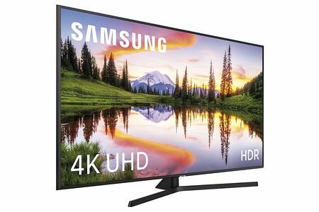Smart TV de 65 pulgadas Samsung 65NU7405, con resolución 4K, a su precio mínimo en Amazon: 979 euros