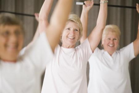 Fuerza-menopausia
