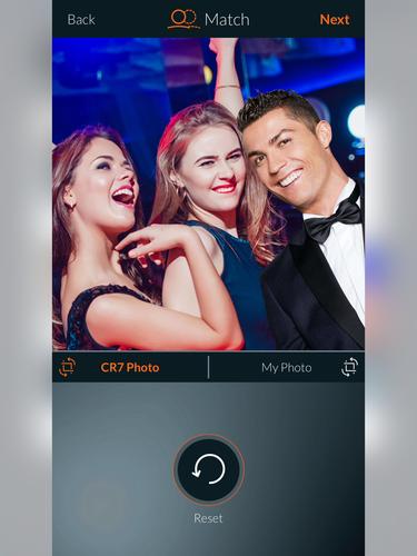 Sácate un selfie solidario con Cristiano Ronaldo