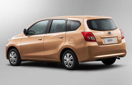 Datsun Go+: el Datsun Go es ahora 2+3+2