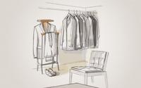 Ermenegildo Zegna entra en el mundo del diseño con su exclusivo galán de noche