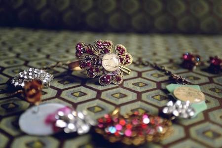 joyas con cartas de amor