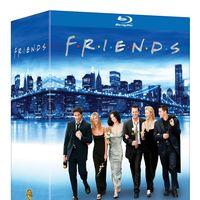 La serie Friends al completo, en Blu-ray, por 48,50 euros y envío gratis