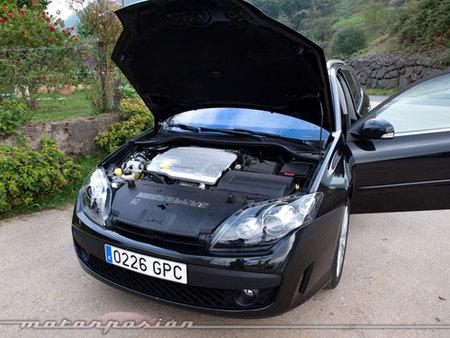 Renault Laguna GT 4Control Grand Tour 2010