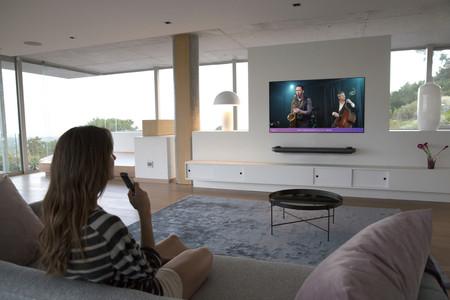 Comienza el despliegue en los comercios de algunos de los televisores OLED de LG para este año 2018