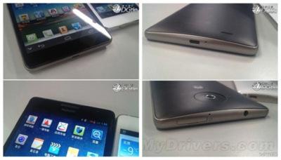 Huawei Ascend Mate se muestra imponente en unas imágenes filtradas
